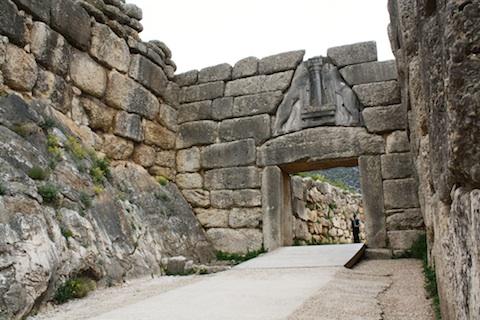 Mycenae: Lion's Gate